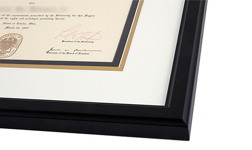 How to Frame a Diploma: A Great Graduation Gift