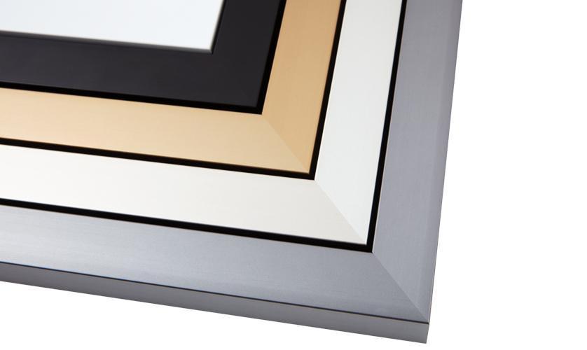 Metal Frames: The Backbone of Custom Framing