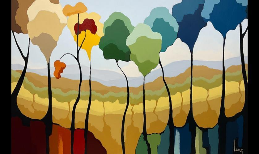 Artist Profile: Gregory Lang