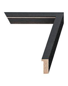 Black Ash Wood Picture Frame