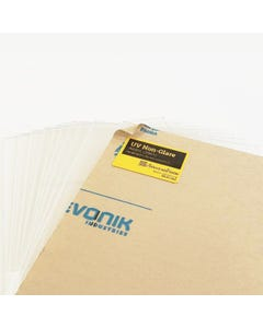"""UV Non Glare Picture Framing Acrylic - 10 Pack (5"""" x 7"""")"""