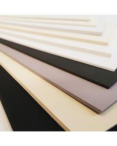 Alpharag Mat Board Corner Sample Set