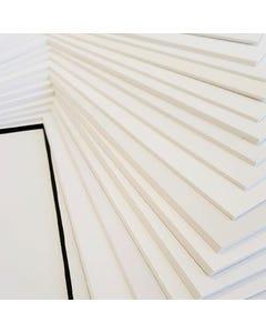 Artcare White Mat Board Corner Sample Set