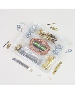 Medium Duty Picture Frame Hardware Kit
