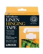Self-Adhesive Linen Hinge Tape