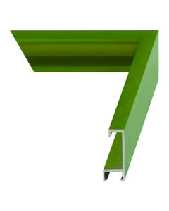 Cyber Green Metal Picture Frame